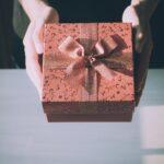 adult birthday birthday gift box